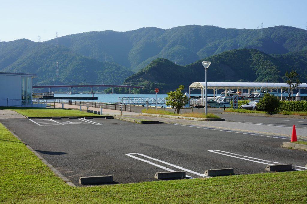 青戸クルージング駐車場